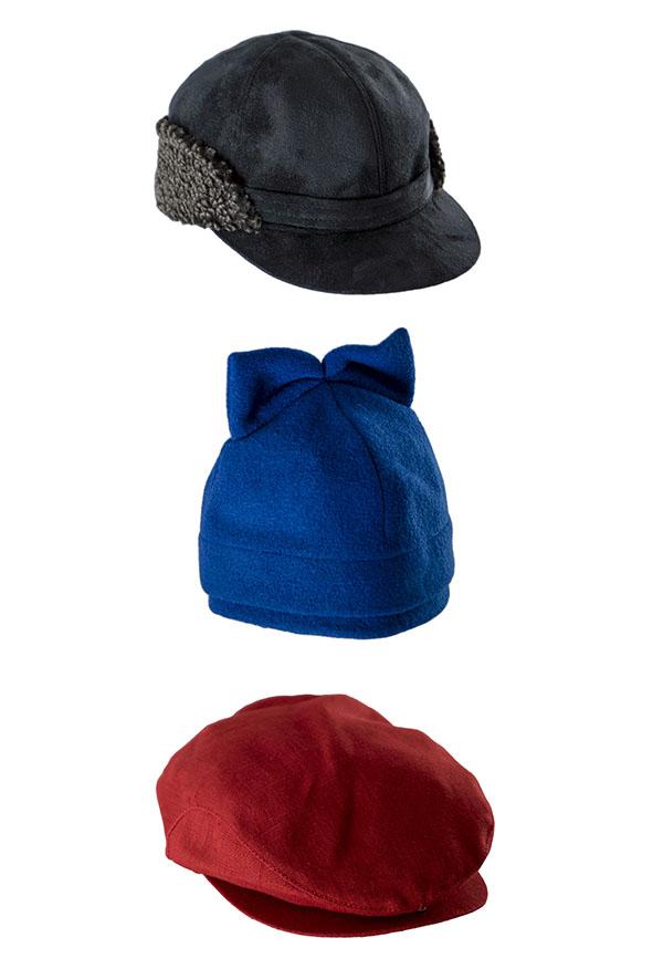 talvemütsid